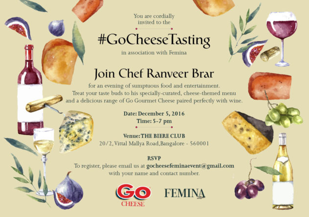 go-cheese-invite-banglore-dec-5