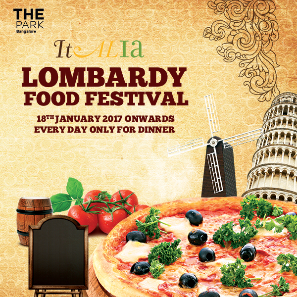 Enjoy the best of Lombardy Food at Italia -The Park, this