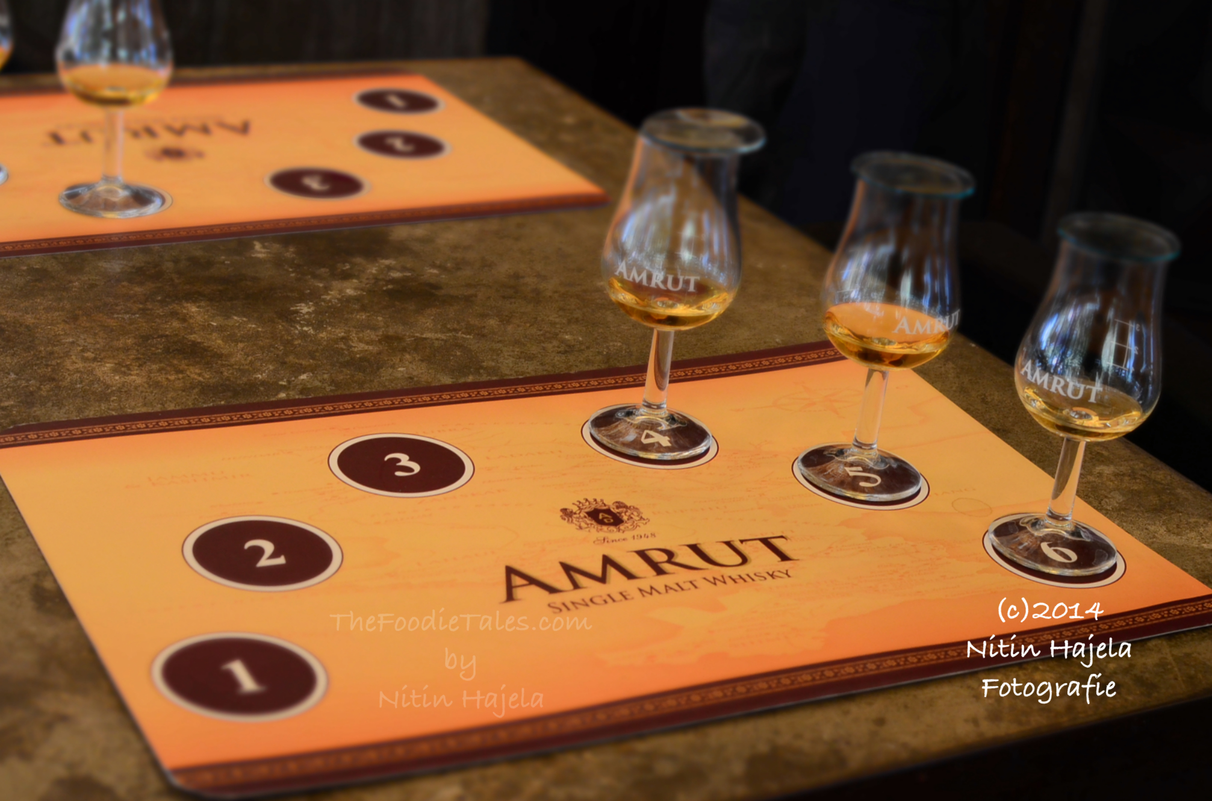 Amrut-Single Malt Whisky Appreciation @ TGH