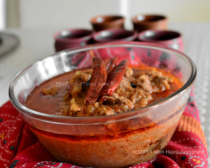 Lal Maas – Spicy Mutton Curry from Rajasthan