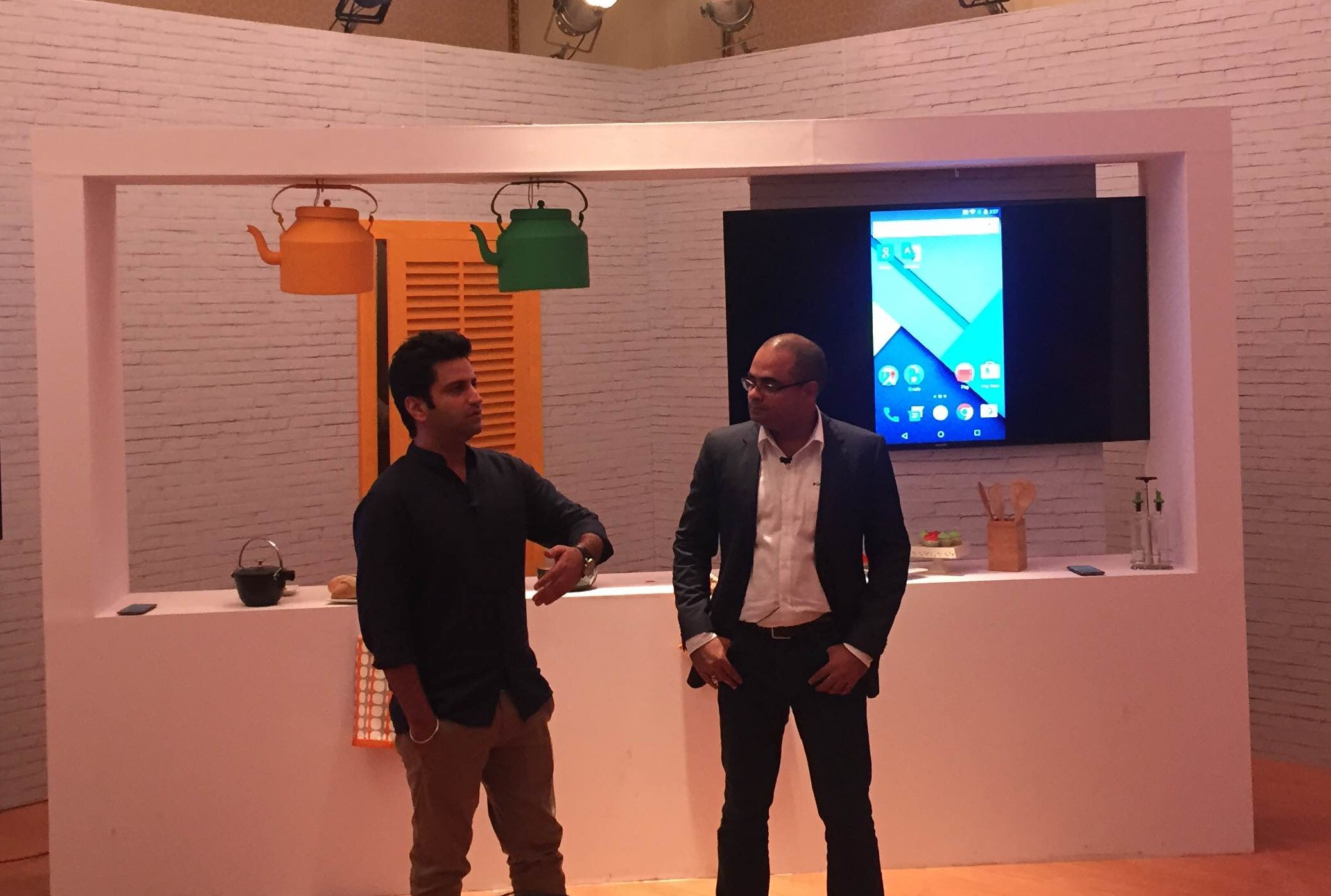 Google House – Chef Kunal ,Daboo & others