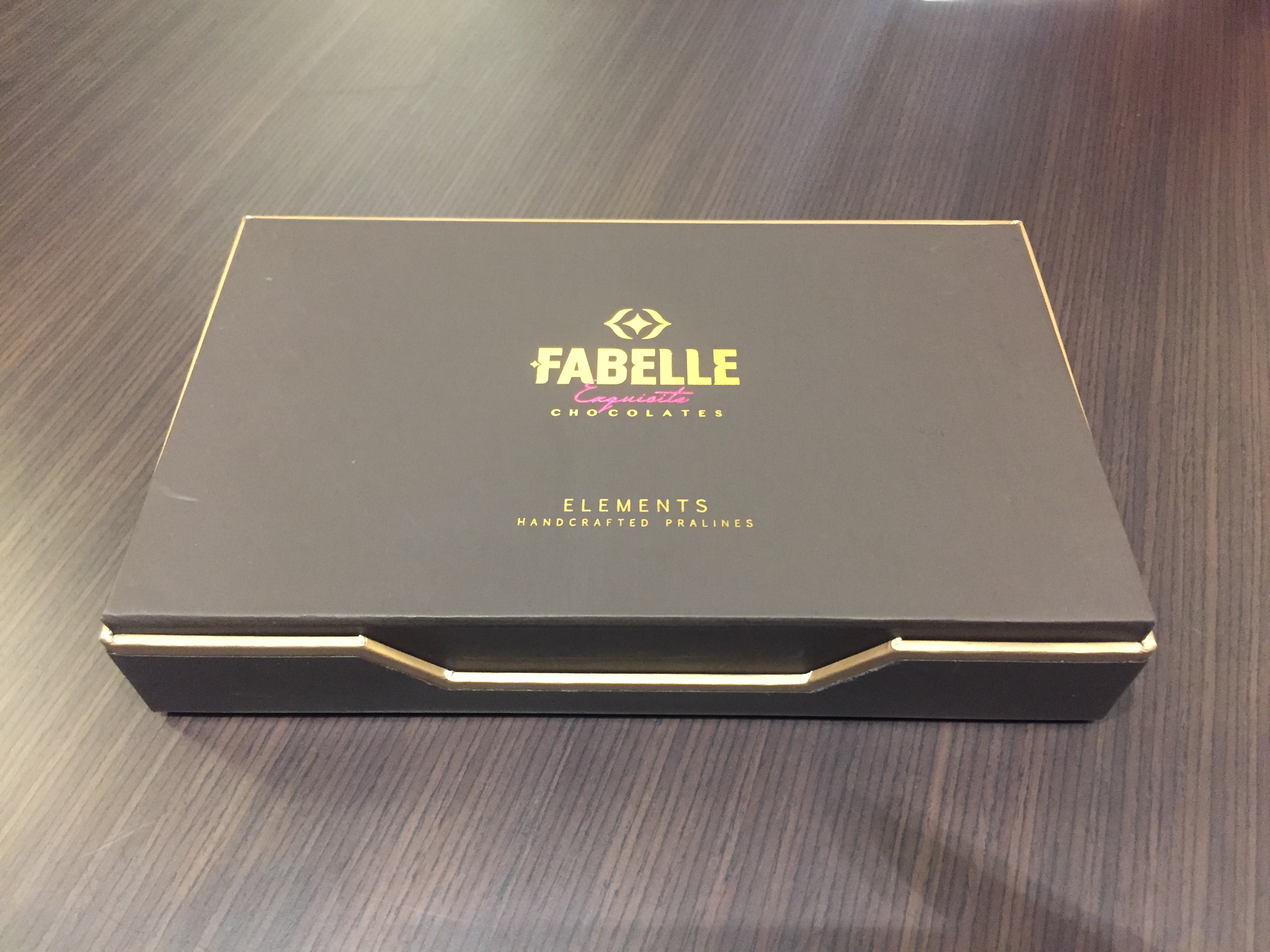 Fabelle-ous Chocolates from ITC !