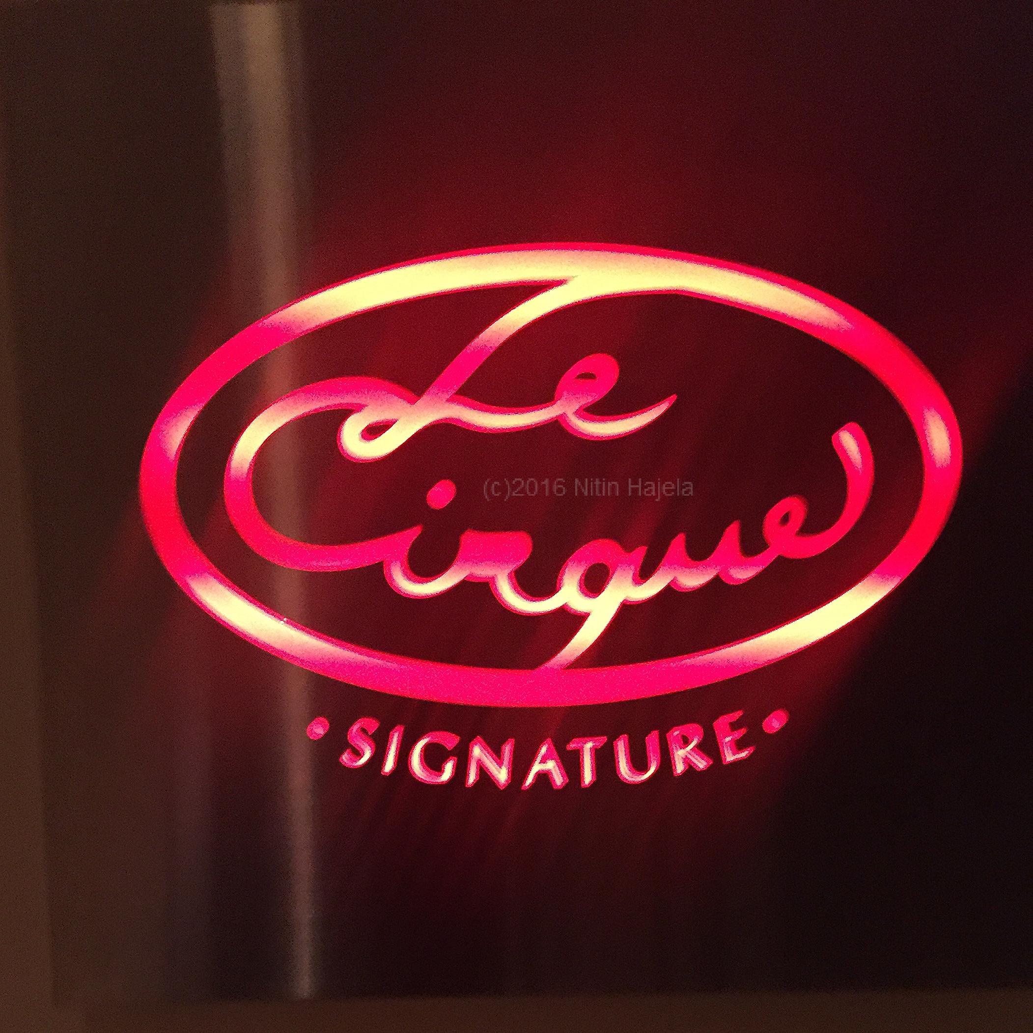 Restaurant Review : Le Cirque Signature, Bangalore – celebrating gastronomical spectacle | India