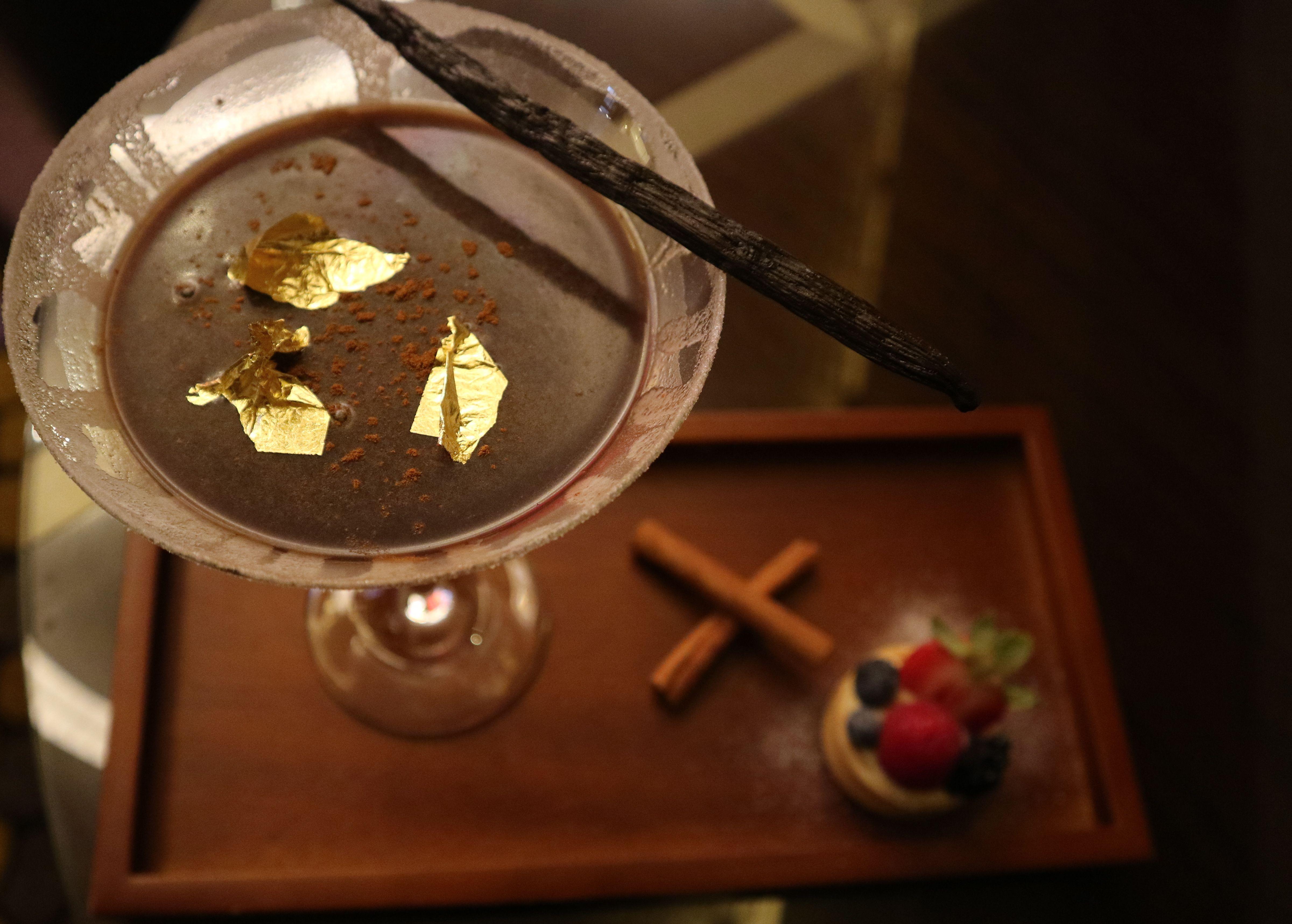 """Chocolatini"" by St Regis Macau"