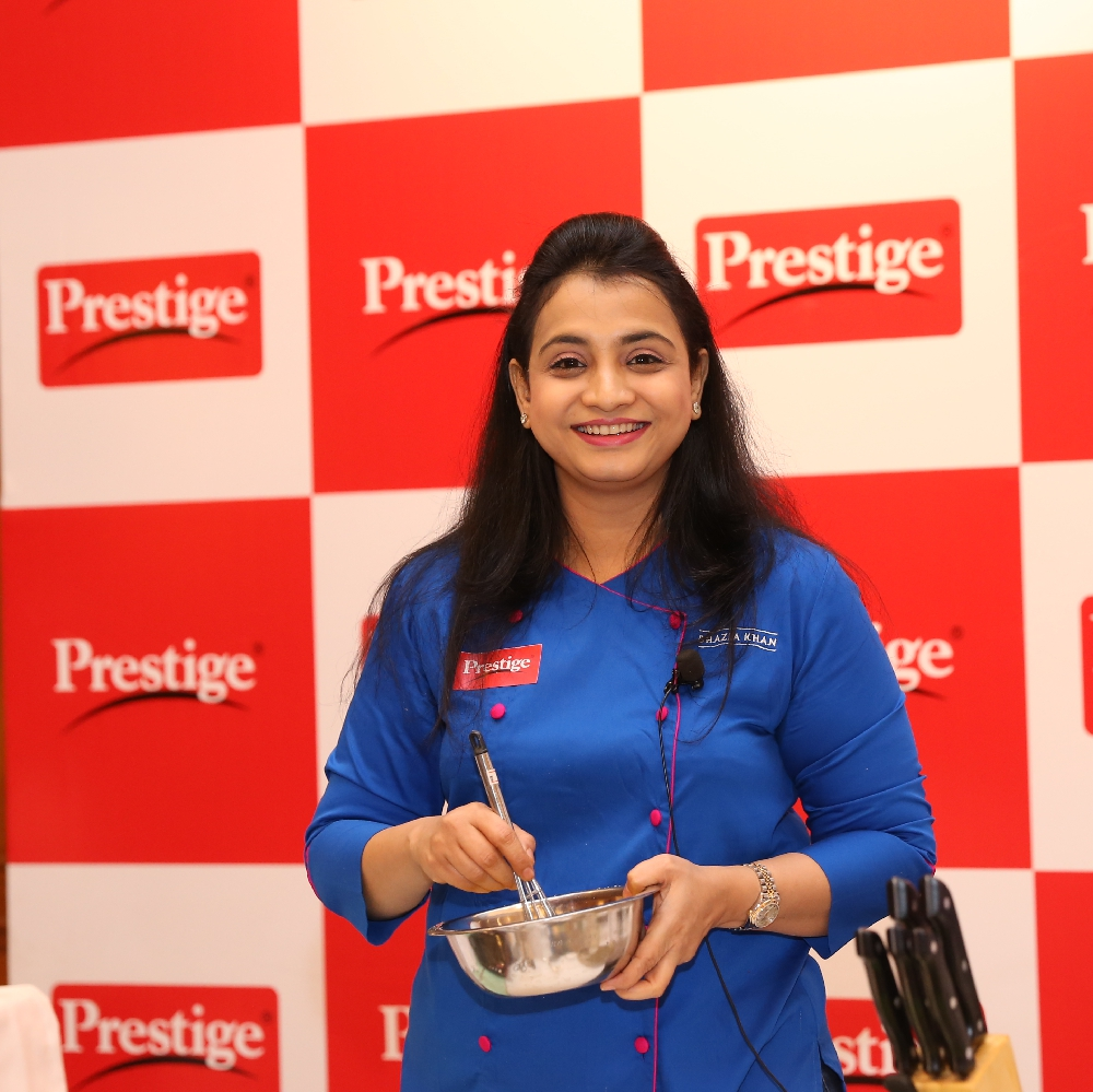 Rendezvous with MasterChef India Season-2 Runners up Shazia Khan