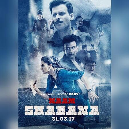 Naam Shabana- Critic Review by Bhavna Kant