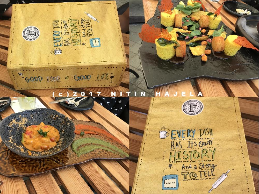 Farzi Cafe – experience the food wizardry
