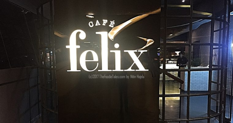Welcome to Cafe Felix