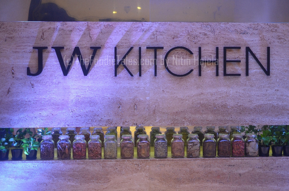 Jw Kitchen Bangalore Menu