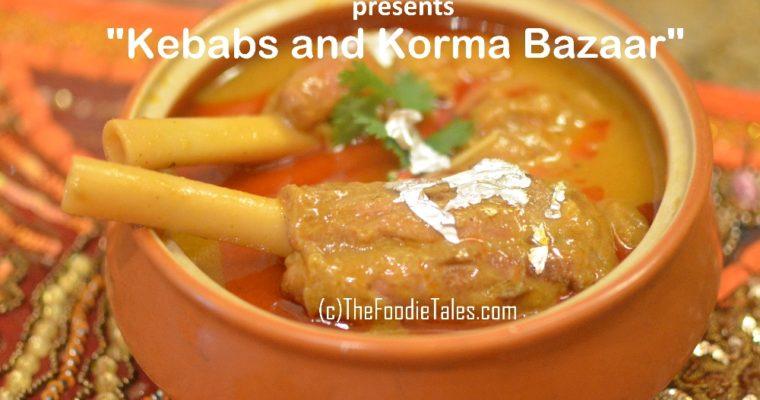 "Bengaluru Marriott Hotel Whitefield presents ""Kebabs and Korma Bazaar"" at M cafe (9-14 Oct 2017)"