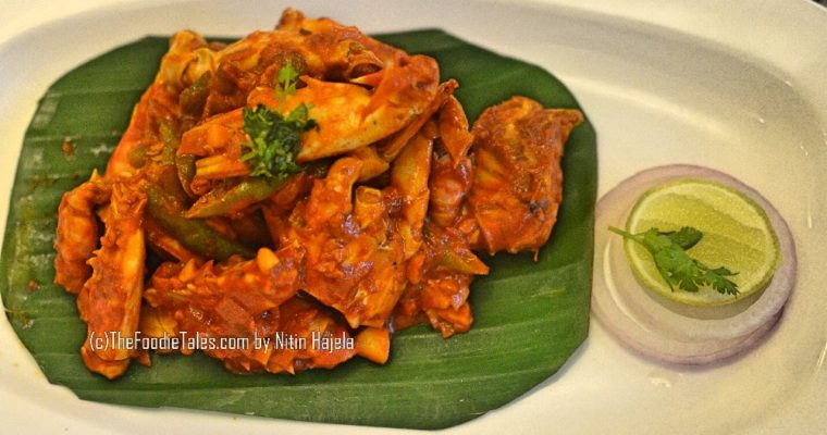 Restaurant Review : The Konkan- Seafood Restaurant , Bangalore