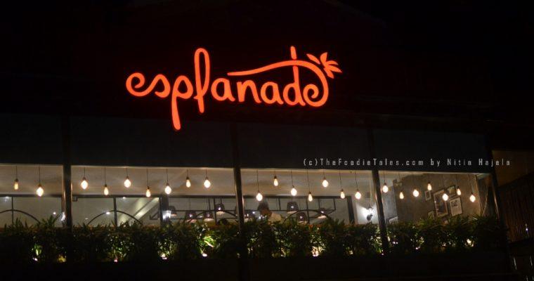 Food Review : Bhapa Pora Utsav (17- 26 Nov 2017) | Esplanade , Bangalore | India