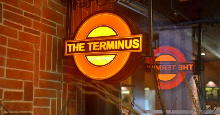 Restaurant Review : The Terminus – Crowne Plaza , Bangalore | India