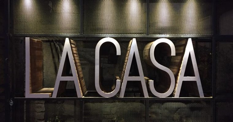 Brewery Review : La Casa Brewery & Kitchen, Bangalore | India