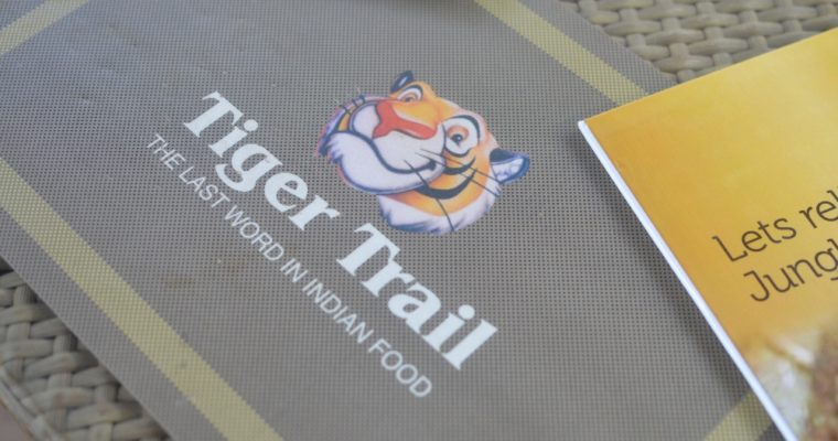 Restaurant Review : TIGER TRAIL – Royal Orchid, Bangalore | India