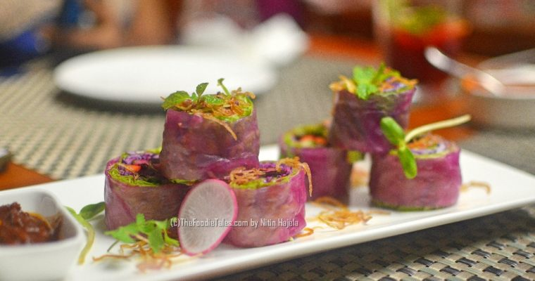 Restaurant Review : OKI-Asian & European Eating House,Bangalore | India
