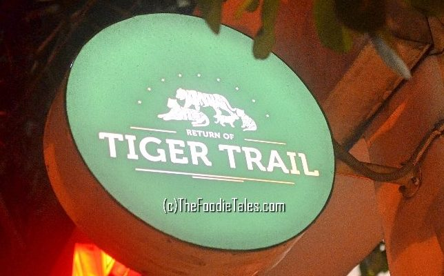 Restaurant Review : Return of Tiger Trail – Ramada , Bangalore | India