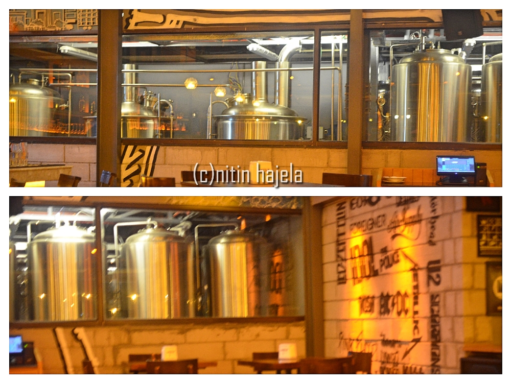 Brew Pub Review : Vapour Brewpub and Diner- Sarjapur Road