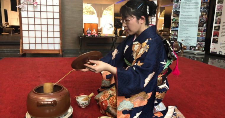 REVIEW : Japanese Traditional Tea ceremony at Tea and Wine Lounge , RADISSON BLU ATRIA ,Bangalore | INDIA