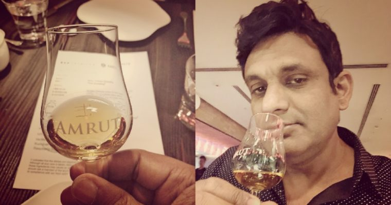 Review : Amrut – Art of Pairing with Yautcha , Bangalore | India
