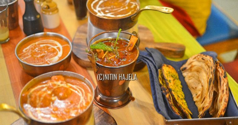 Restaurant Review : Dhaba Estd 1986 , Marathalli , Bangalore | India