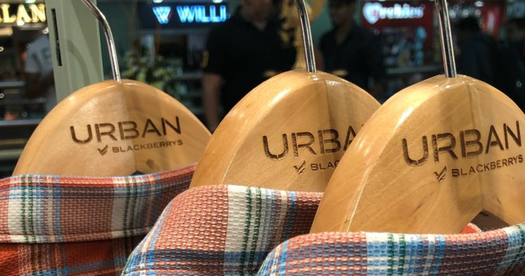 Fashion : Urban Blackberrys now exclusively available in Bangalore | India