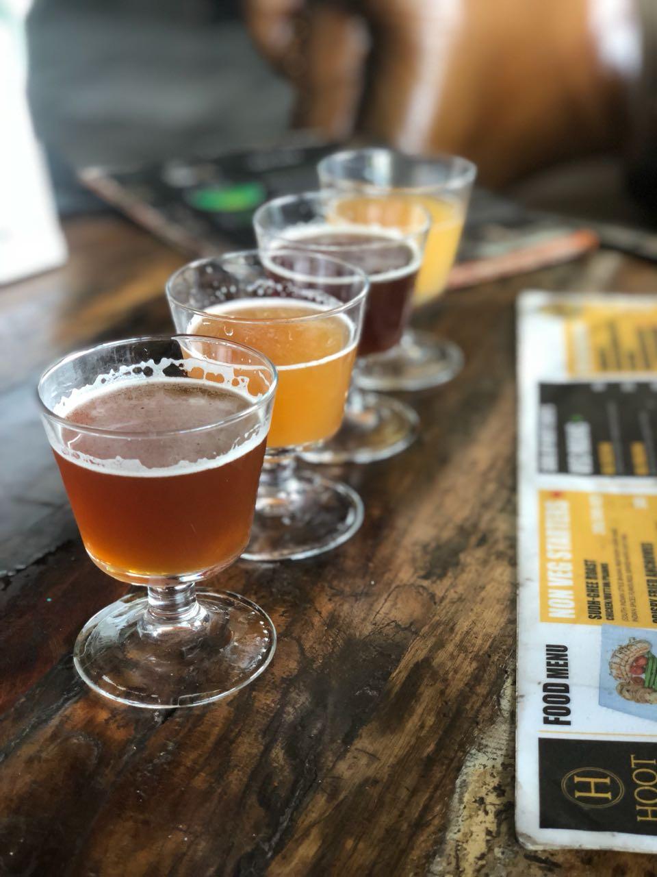 Brew pub Review : Hoot – Brew destination at Sarjapur Road