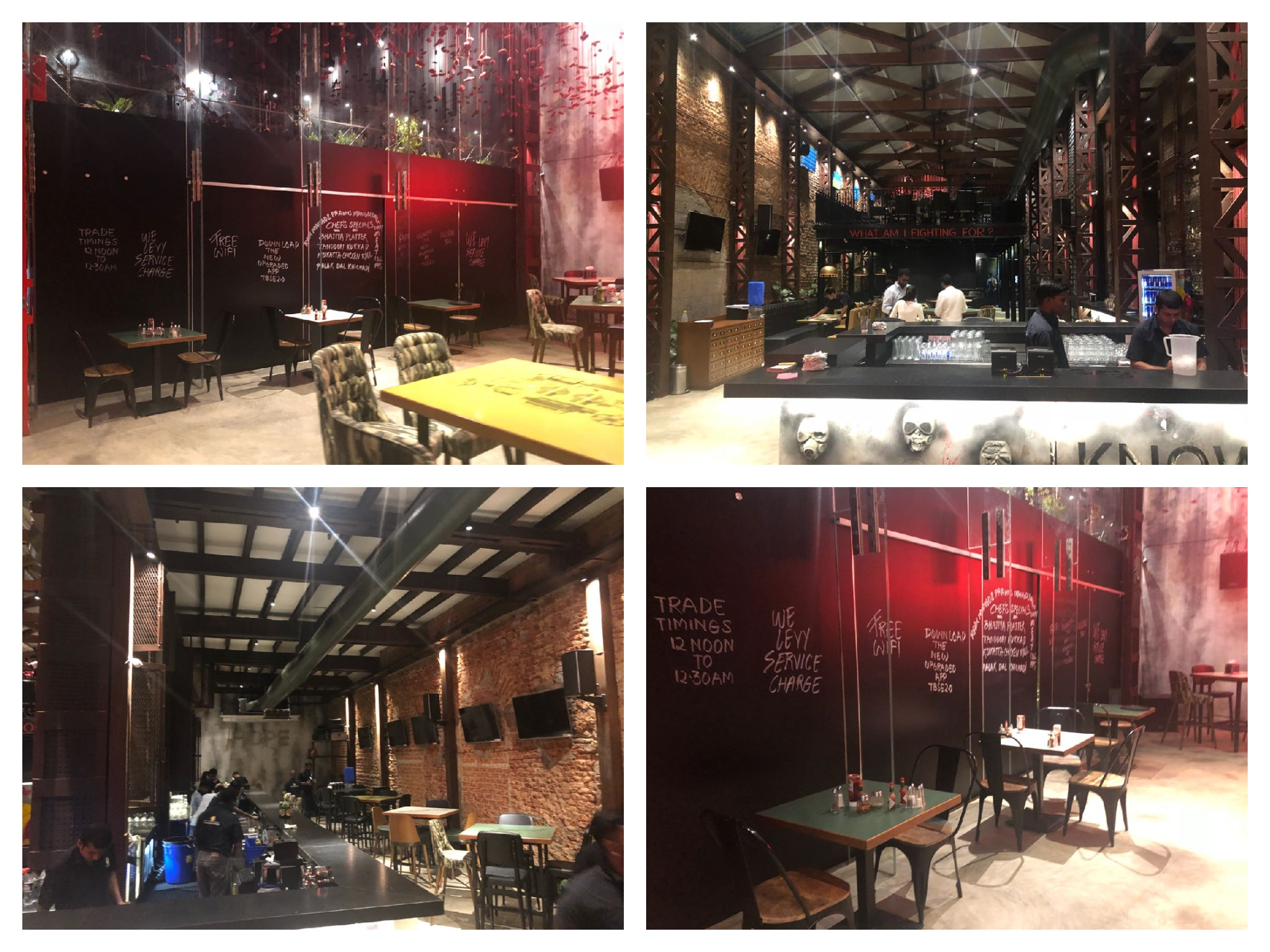 Restaurant Review The Bar Stock Exchange Is Finally Here In Bangalore India The Foodie Tales