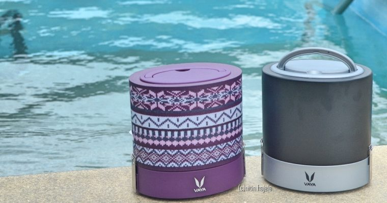 Product Review :VAYA the futuristic tiffin for all  | India