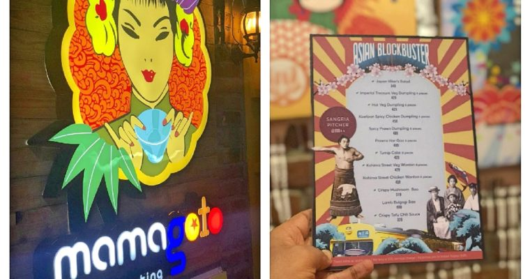 Restaurant Review : Mamagoto Blockbuster menu at Bangalore | India