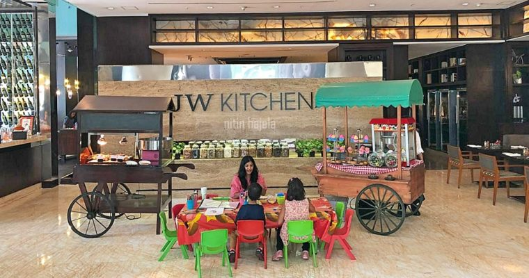 Restaurant Review : Monsoon Brunch at JW Kitchen ,Bangalore | India