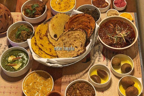 Rajasthani Food Fest at My Place , Gokulam Grand, Bangalore