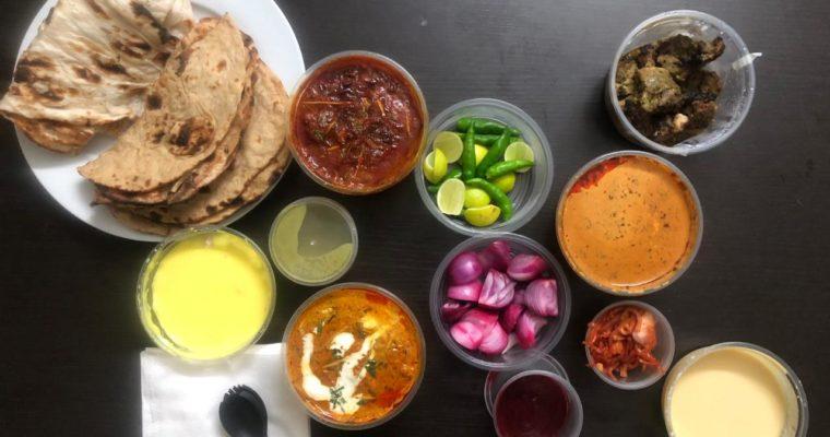 Taste of Punjab at BABA DA DHABA , Bangalore | India