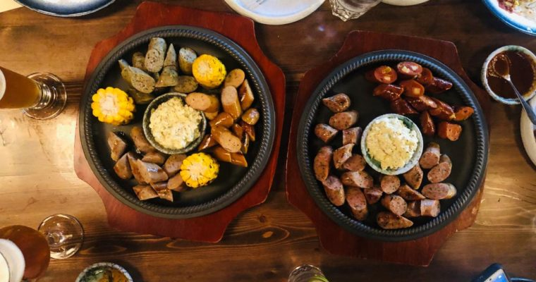 The menu at the SMOKE CO. is too good to resist.