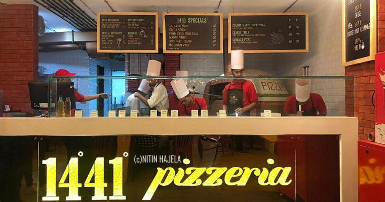 Pizzeria Review : 1441 Pizzeria, JP Nagar ,Bangalore | India
