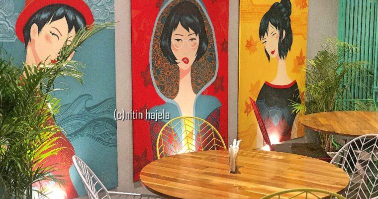 Restaurant Review :Pot-O-Noodles , Koramangala, Bangalore | India